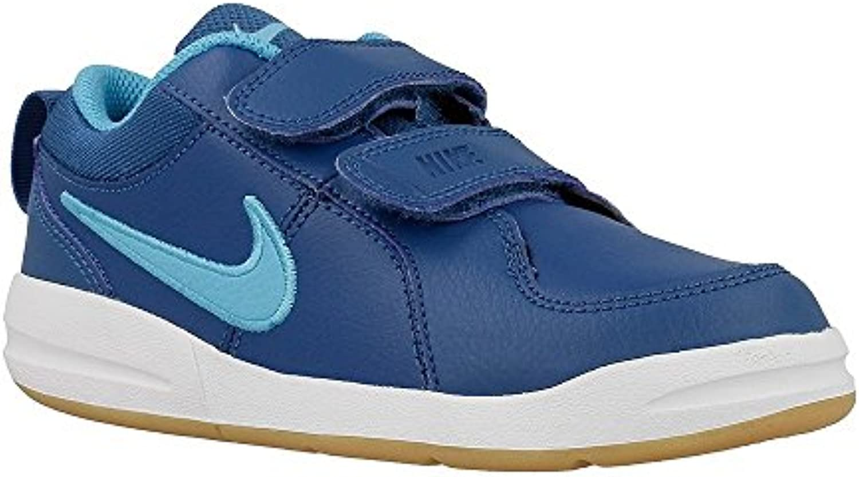 Nike - Pico 4 Psv - 454500410 - Color: Azul-Azul marino-Blanco - Size: 33.0
