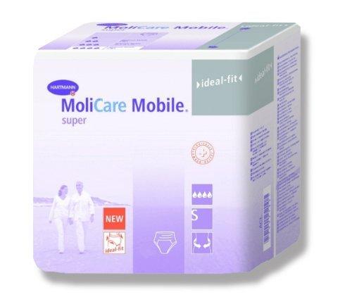 MoliCare Mobile super - Inkontinenz-Slip - Gr. 1 (S) - 56 Stück by Paul Hartmann AG