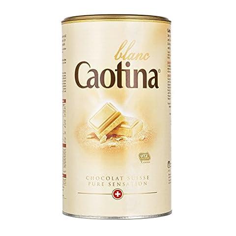 Poudre Blanche - Caotina blanc, Poudre de Cacao avec du