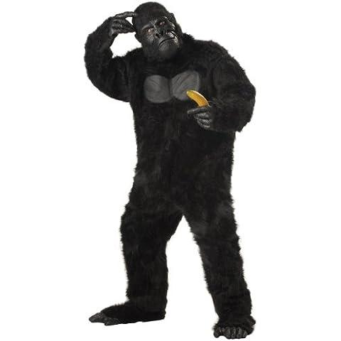 California Costume Colecciones CC01010-STD para hombre gorila adulto del traje - Est-ndar
