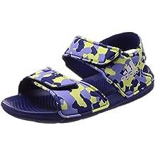 sports shoes 2db1d 15901 adidas Altaswim, Scarpe da Spiaggia e Piscina Bambino