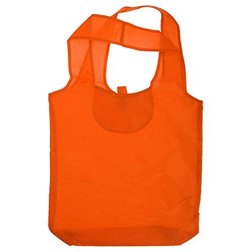 SOLS Pix Einkaufstasche / Fold-Away-Tasche / Falttasche Neon Pink