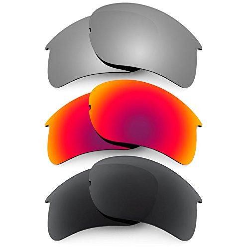Preisvergleich Produktbild Revant Ersatzlinsen für Bolle Vigilante Polarisiert 3 Paar Kombipack K017