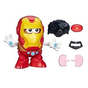 Playskool – Monsieur Patate – Marvel – Iron Man & Tony Stark
