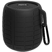 Monstercube Bomb cassa altoparlante speaker bluetooth 4.1, nero, ottimo per