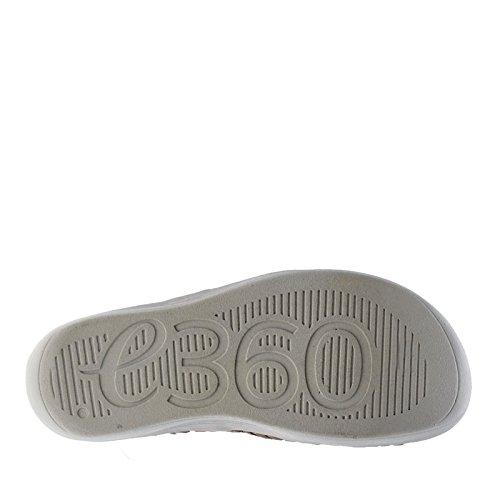 Easy Spirit e360 Brick Road Toile Sandale DGolM