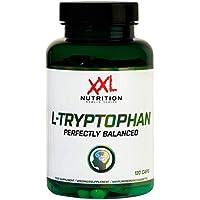 Preisvergleich für XXL Nutrition L-Tryptophan | 120 Kapseln 500mg