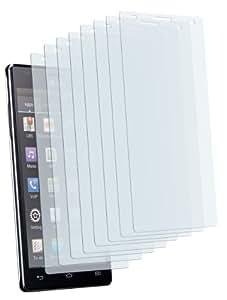 mumbi Silikon TPU Schutzhülle LG P880Optimus 4X HD–Silikon Schutzhülle Schutzhülle Case Weiß Transparent