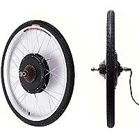 KAHE2016 - Kit de conversión de Motores de Bicicleta eléctricos y eléctricos para Rueda Trasera,