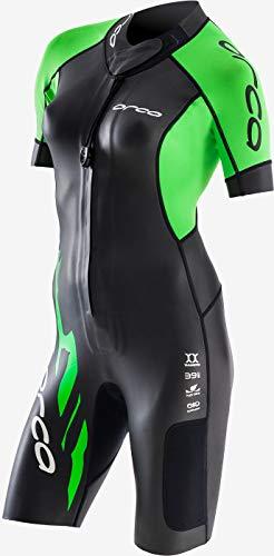 Orca Core SwimRun Women Black/Green Größe XL 2019 Schwimmanzug