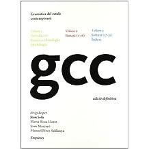 Gramàtica del català contemporani I, II i III (GRAMATICA DEL CATALA CONTEMPOR)