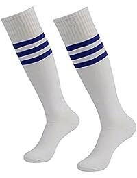 Demarkt Chaussettes Football Déodorant Sueur-Absorption Professionne Basket-ball baseball Chaussettes Non Slip Coton Hommes Long-Chaussettes