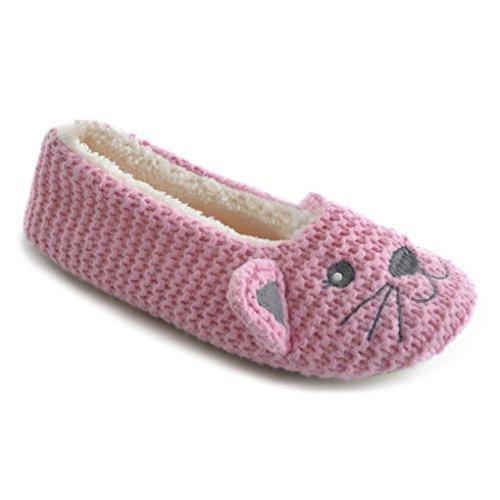 SlumberzzZ, Pantofole donna Pink Cat