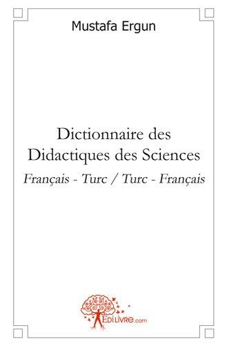 Dictionnaire des Didactiques des Sciences
