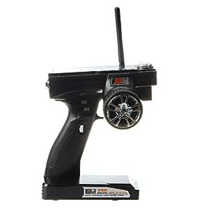 SODIAL (R) FLYSKY GT3B FS-3 2.4GHz RADIO CHANNEL AUTO BOAT