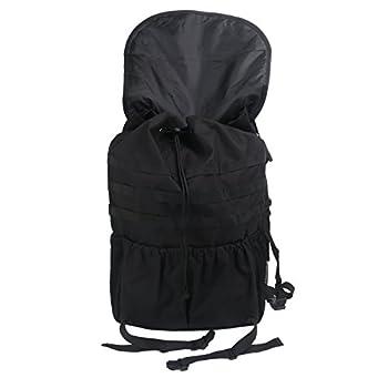Travel Holder Bag, Hohe Kapazität Rucksack Cargo Satteltasche Reserverad Aufbewahrungstasche Für Wrangler Jk Yj Tj Suv 9