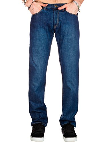 Reell Carver jeans Mid Blue