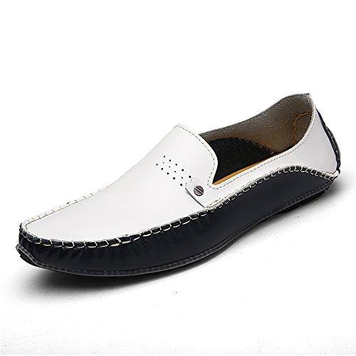 opuman-hombres-de-piel-de-vaca-de-cuero-mocasines-antideslizante-comodo-conduccion-zapatos-43-blanco