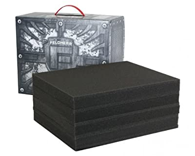 Feldherr Storage Box Tabletop- and Hobbybag for Tanks, Monster, Miniatures and Tools