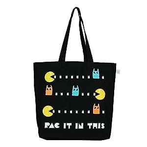 SSS Sourcing Womens Handbag Black Color