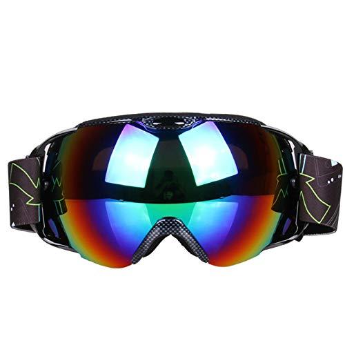 Coniea Ski Goggles Polarized TPU Sportbrille Herren Polarisiert Schutzbrillen Mehrfarbig