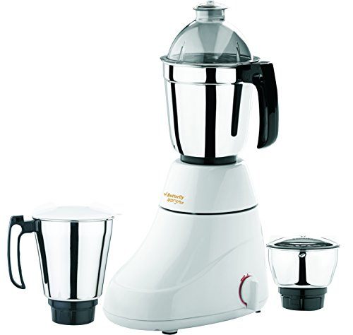 Butterfly Ivory Plus 750-Watt Mixer Grinder with 3 Jars  available at amazon for Rs.3795