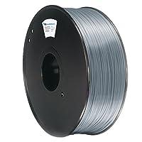 Surreal Pure ABS 3D Printer Filament 1.75mm - 1KG spool, Grey