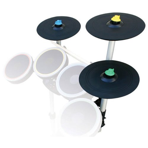 Mad Catz Rb3631910002/04/1 Nintendo Wii / PlayStation 3/Xbox 360 Rock Band 3 Pro-Cymbals Expans