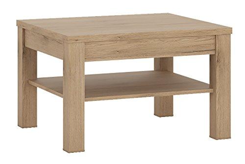 Furniture To Go Kensington Tavolino goffrata con melamina, 75x 75x