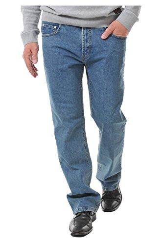 Pioneer Herren Rando Straight Jeans, Blau (Stone 05), W50/L32 -