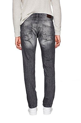 ESPRIT Herren Slim Jeans Grau (Grey Medium Wash 922)