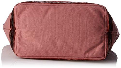 Vanessa Bruno Cabas Medium + -Coton et Paillettes, Cabas rouge(fidji)