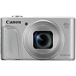Canon Powershot SX730 Appareil photo numérique compact Argent