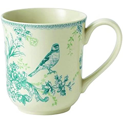 Johnson Brothers Vintage Charm Mug, Multicolored by Johnson Brothers