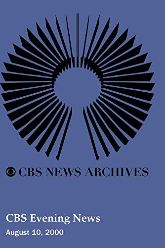 Preisvergleich Produktbild CBS Evening News (August 10,  2000)
