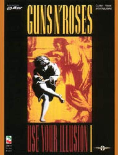 Guns N Roses Use Your Illusion I (TAB). Für Gitarrentabulatur - And Tab Roses Guns