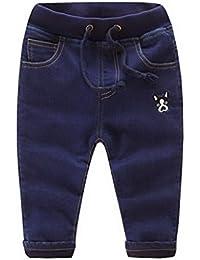 Evedaily - Leggings - para bebé niño