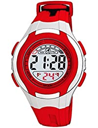 Vizion Digital LCD Multicolor Dial Watch for Kids-V-1705458-6