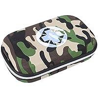 Camping Car / Riding Portable Medizinische Box / Tasche, Grün preisvergleich bei billige-tabletten.eu