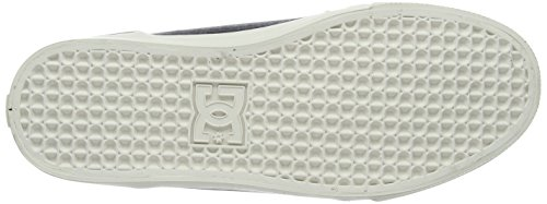 DC Universe Herren Council Le Low-Top Schwarz (Black/Cream - Bca)