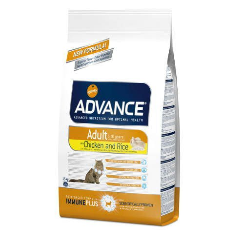 Advance Gato Chicken & Rice 1,5 kg