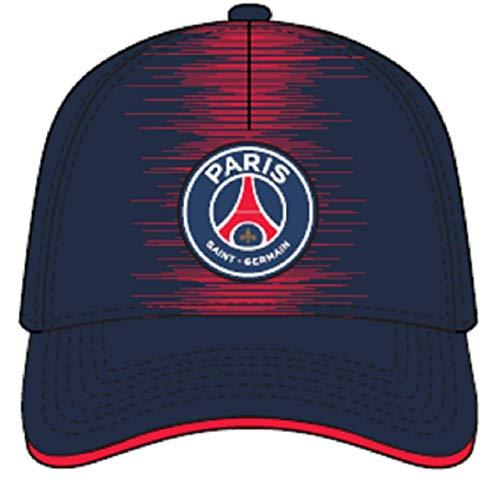 e37a505487fd52 PSG Cappello Ufficiale Cappellino Berretto Cotone Casquette Paris Saint  Germain CAPPSGBLU