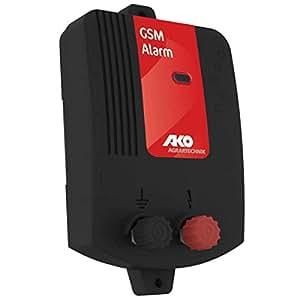 AKO GSM-ALARM mit Fernschalter ( für 230V Geräte )