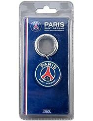 Porte-Clés Caoutchouc PSG Bleu