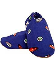 SKIPS Comfortable Baby Booties Shoes for Baby Girl & Boy - Sushi Print