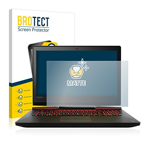 BROTECT Schutzfolie Matt kompatibel mit Lenovo IdeaPad Y900 (17.3