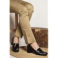 TARÇIN Hakiki Deri Kadın Topuklu Ayakkabı TRC71-0275