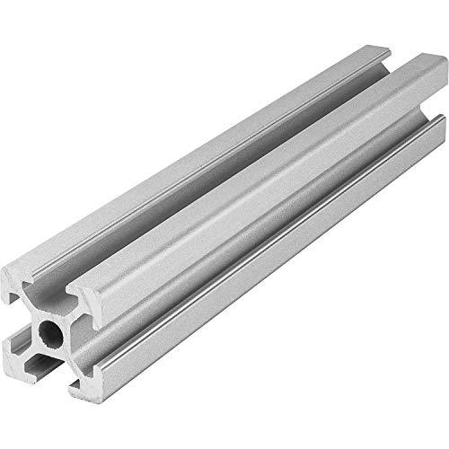 Systemprofil Aluminium Profil 2020 Nut 6 Montageprofil Stangenprofil Strebenprofil Nutprofil Bauprofil 20x20