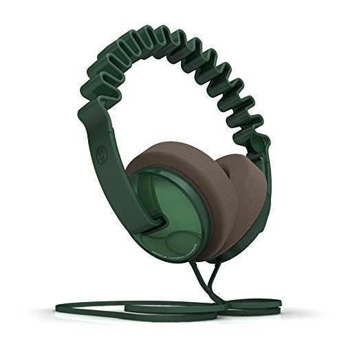 InnoDevice WV100100 InnoWave Plus Over Ear Designer Kopfhörer grün