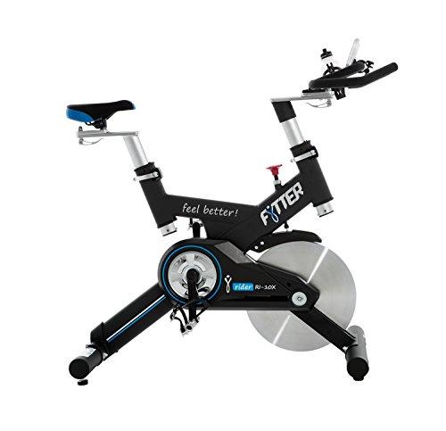 FYTTER RIDER RI-10X. Bicicleta de spinning semi-profesional